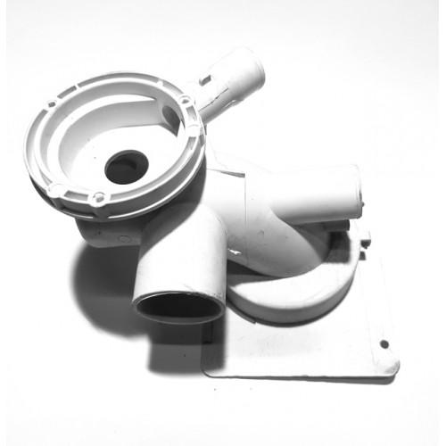 Corpo filtro lavatrice Rex / Electrolux