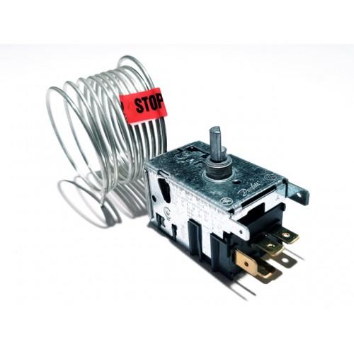 Termostato frigo Danfoss 077B-6970 Whirlpool/Ignis originale C00145441
