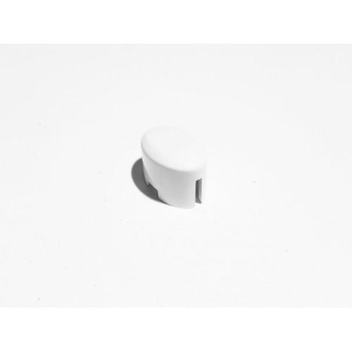 Tasto bianco Ariston / Indesit originale C00075317