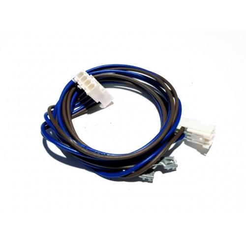 Cablaggio resistenza + filtro (modulo J001) Ariston/Indesit originale C00264505