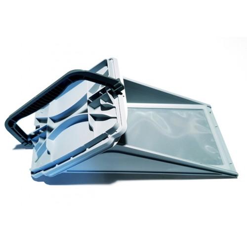 Telaio filtro asciugatrice Whirlpool/Bauknecht originale 481010345281