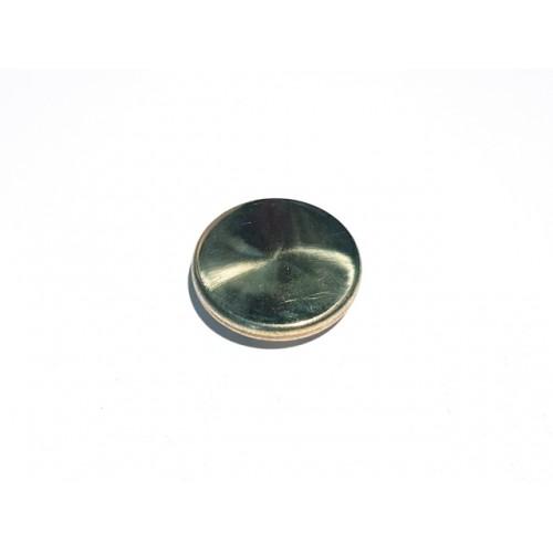 Spartifiamma ottone lucido piccolo Sovrana
