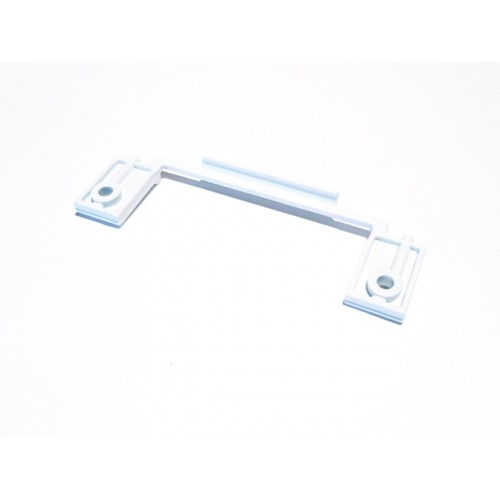 Fermo supporto cerniera oblò WG834TXI Ariston/Indesit originale C00046949