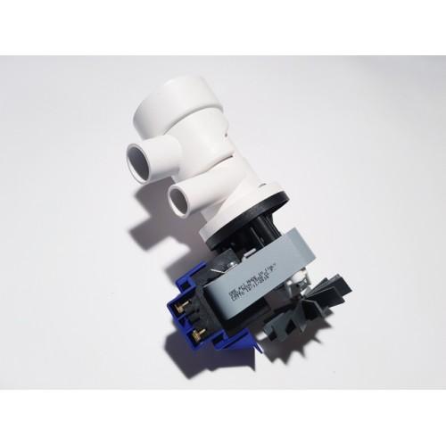 Pompa di scarico Indesit con filtro