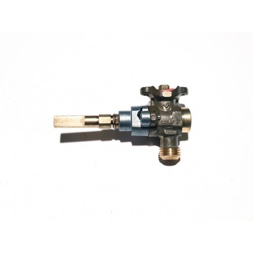 Rubinetto gas rapido piano cottura Ariston / Indesit C00042451