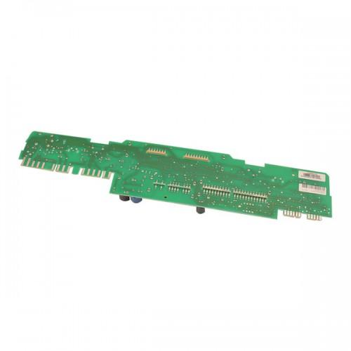 Scheda led entry segment frigo Ariston Hotpoint C00260750 / 482000030618 (programmata)