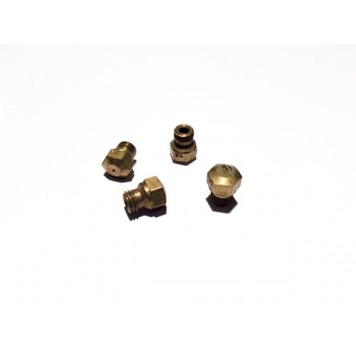 Serie ugelli gas liquido GPL Zanussi / Rex / Electrolux 50026138009 / 026138