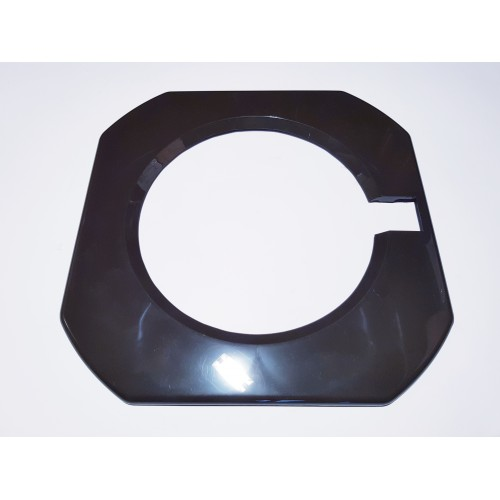 Cornice oblò lavatrice Ariston originale C00038889
